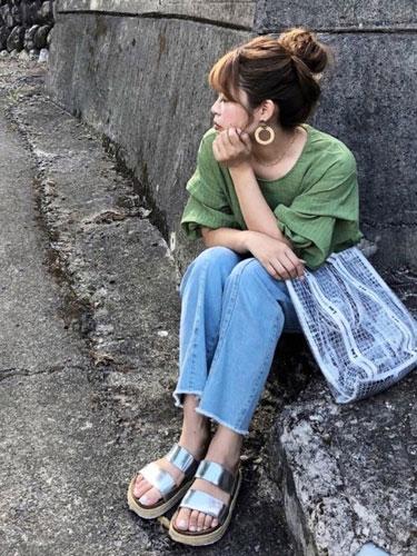 wear #袖コンシャス