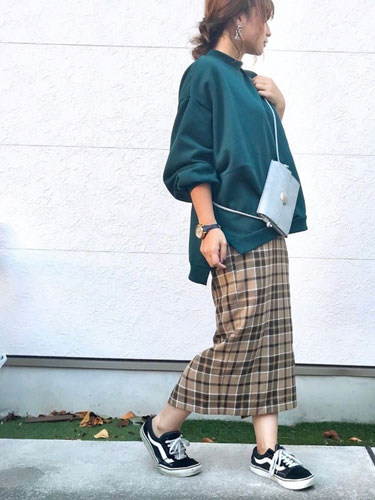 wear #タイトスカート