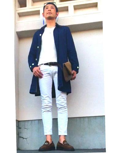 wear 40代男性コーディネート