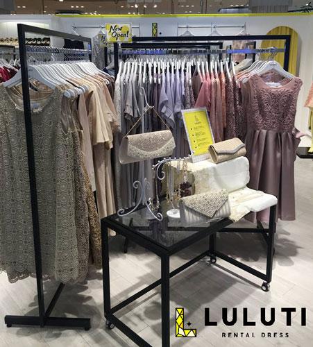 LULUTI イオンレイクタウン店