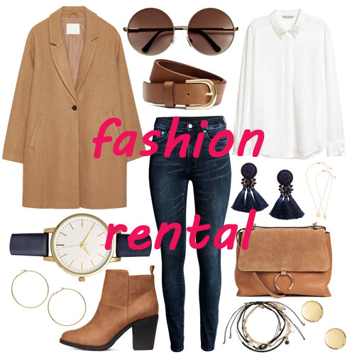 ファッション コーディネート
